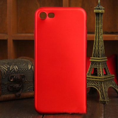 Shiny Red Ulyta Thin iPhone Case Cover - Hard Shell