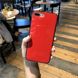Red Acrylic Shiny Finish Cover - Acrylic Hard