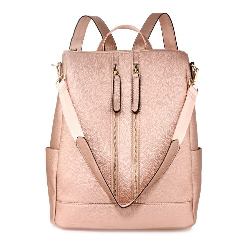 AG00523 - Champagne Backpack Rucksack School Bag