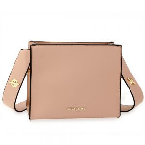 AG00596 - Nude Anna Grace Fashion Tote Bag