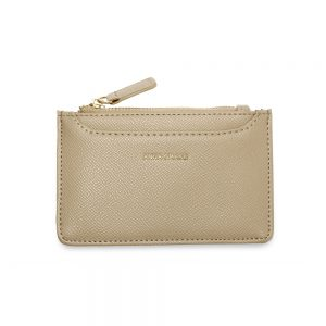 AGP1109 - Nude Anna Grace Zip Coin Pouch