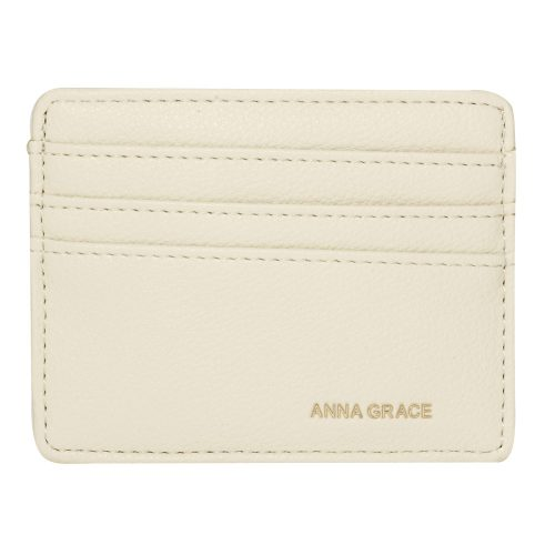 AGP1120 - Ivory Anna Grace Card Holder Wallet