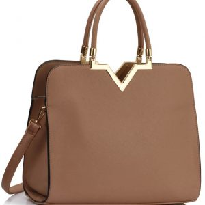 LS00292A - Nude Metal Trim Grab Bag