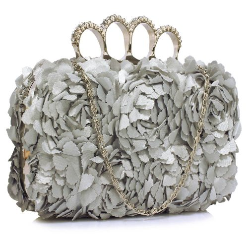 lse00145-silver-grey-womens-knuckle-rings-evening-bag