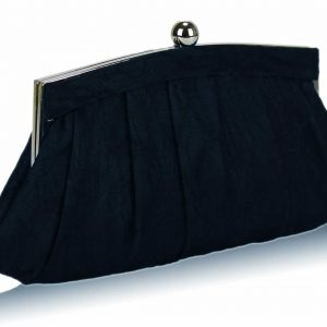 lse00191-navy-floral-satin-lace-clutch-bag