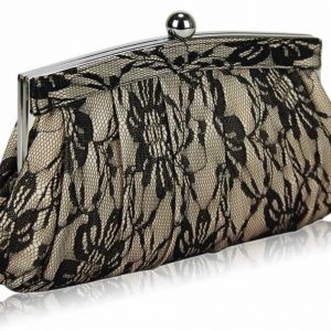 lse00191-nude-floral-satin-lace-clutch-bag