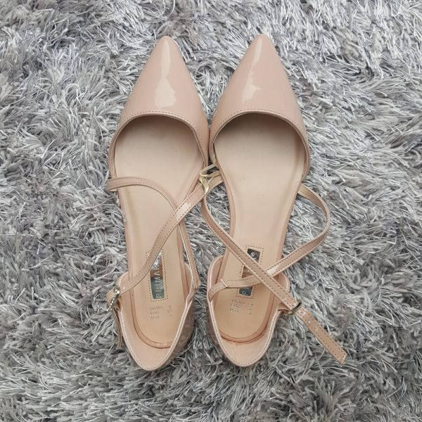primark-nude-patent-pointed-flats