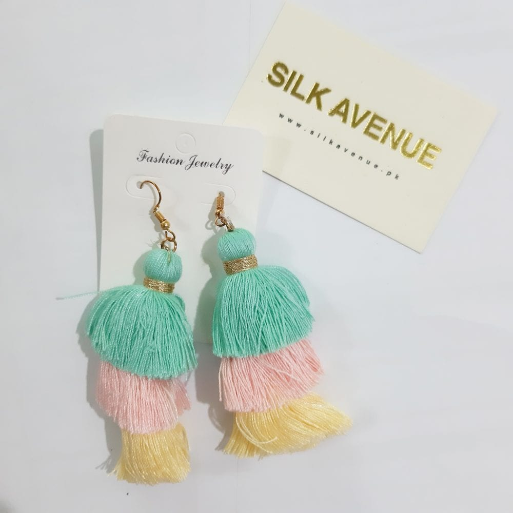 Silk Avenue Earring - 04