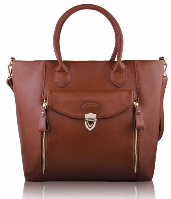 LS00170 - Oak Fashion Tote Handbag