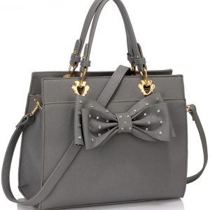 LS00384A - Grey Bow Tie Grab Bag