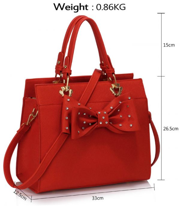 LS00384A - Red Bow Tie Grab Bag