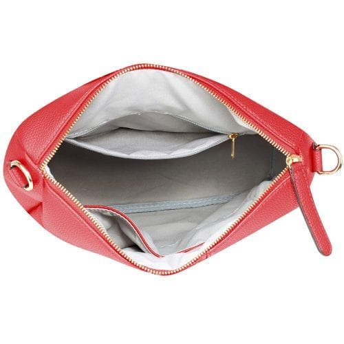AG00523 - Burgundy Backpack Rucksack School Bag