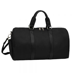 AGT0020 - Black Weekend Duffle Bag